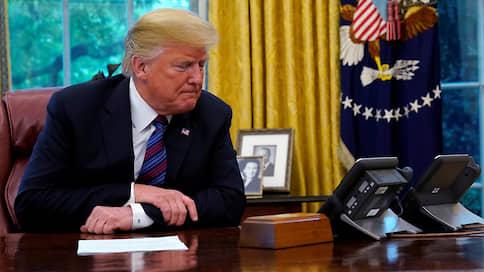 Зарубежные СМИ: Какова вероятность отставки Дональда Трампа? // 30 октября, среда