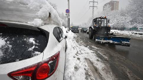 Москва сделает «пробу» зимы // Как погода повлияет на дорожную ситуацию