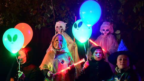 Хэллоуин растянется до конца недели  / Как москвичи планируют веселиться