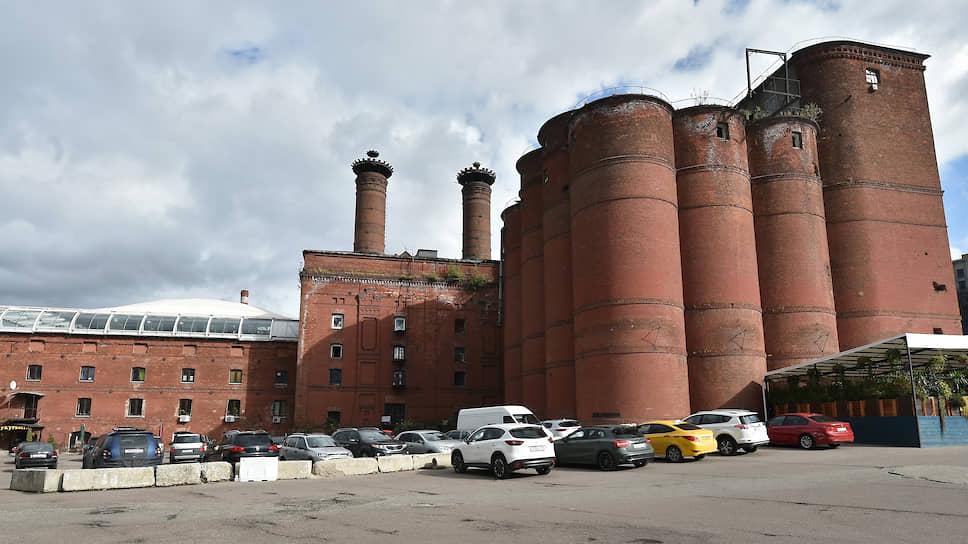 Как может измениться территория Бадаевского завода после реконструкции