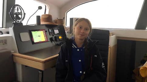 Грета Тунберг отправится в Испанию на «Бродяге» // Насколько экологически чистый транспорт выбрала активистка