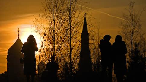 Солнце заглянет в столицу // Какой будет температура в Москве в ближайшие дни