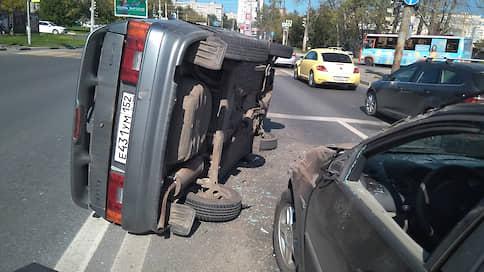 Дорожным авариям подыскали причины  / Что влияет на ДТП со смертельным исходом в России