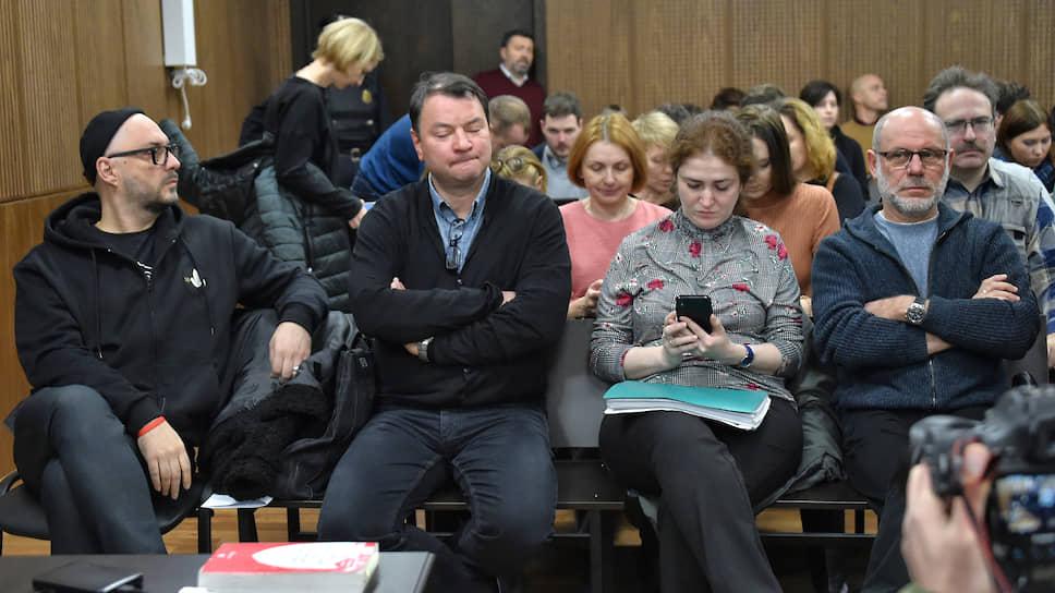 """Корреспондент """"Ъ"""" — о заседании суда по делу «Седьмой студии»"""