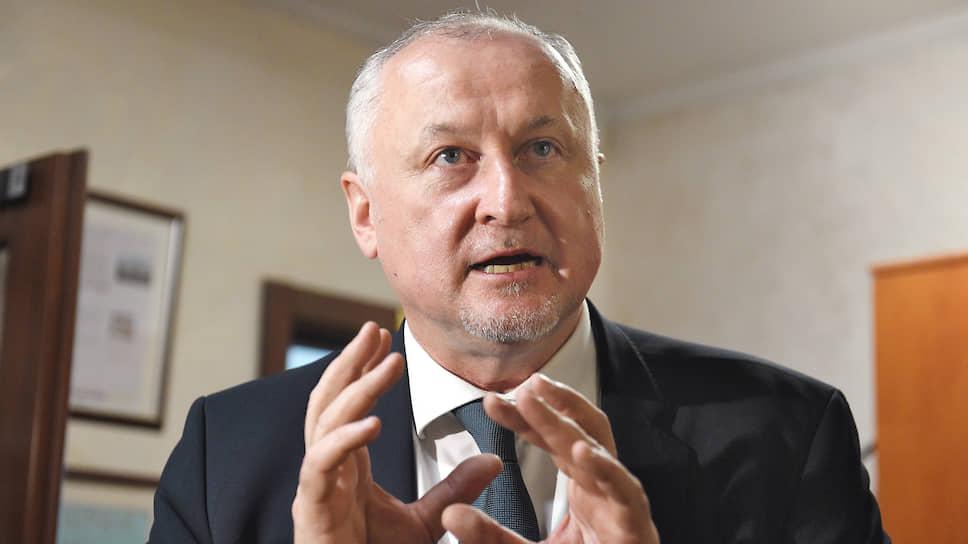 Глава РУСАДА Юрий Ганус — о наказании России за допинг