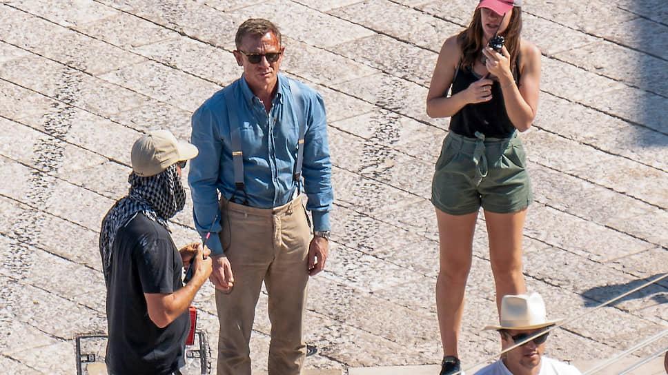 Какой будет новая часть фильма про агента 007