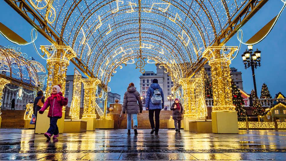 Москвичей приглашают в новогоднюю сказку