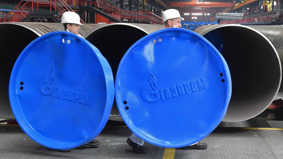 Каким образом «Газпром» может закончить прокладку трубопровода