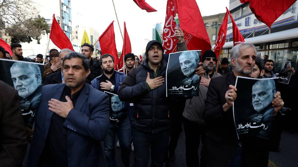 К каким политическим последствиям может привести смерть Касема Сулеймани