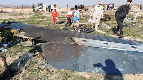 Иран купирует последствия крушения Boeing  / Почему власти страны решили признать свою вину