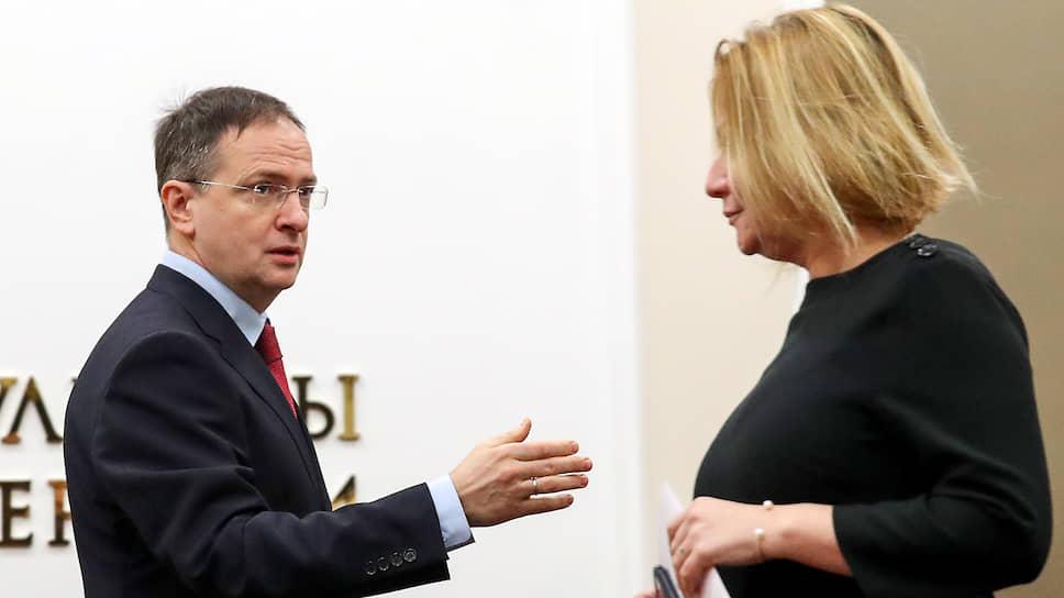 Что ждет российскую культуру с приходом нового министра