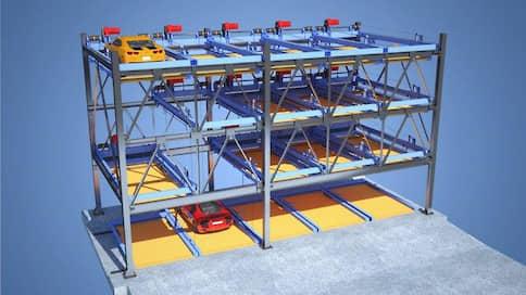 Парковки поднимутся на новый уровень  / Как будут работать механические стоянки автомобилей