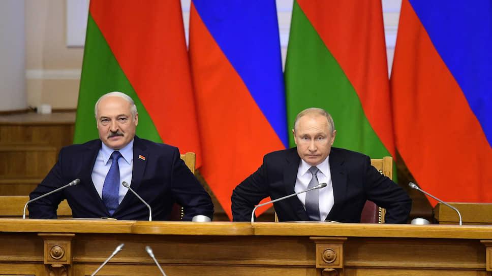 Как складываются отношения между Москвой и Минском