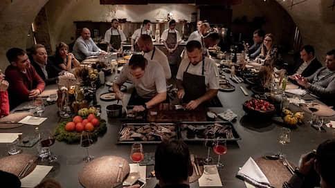 Защитников накормят по-мужски  / Как московские рестораны предлагают отметить 23 февраля