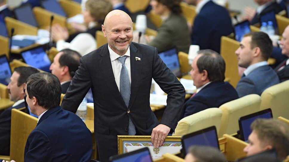 Депутат Госдумы Сергей Катасонов