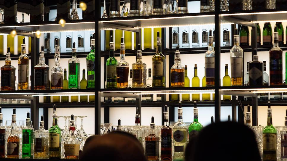 Алкоголю готовы найти место в Сети