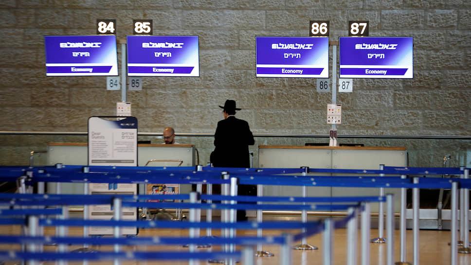 Израиль разворачивает опасность на границе