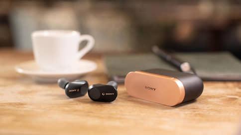 Когда звук можно есть  / Александр Леви — о беспроводных внутриканальных наушниках Sony.