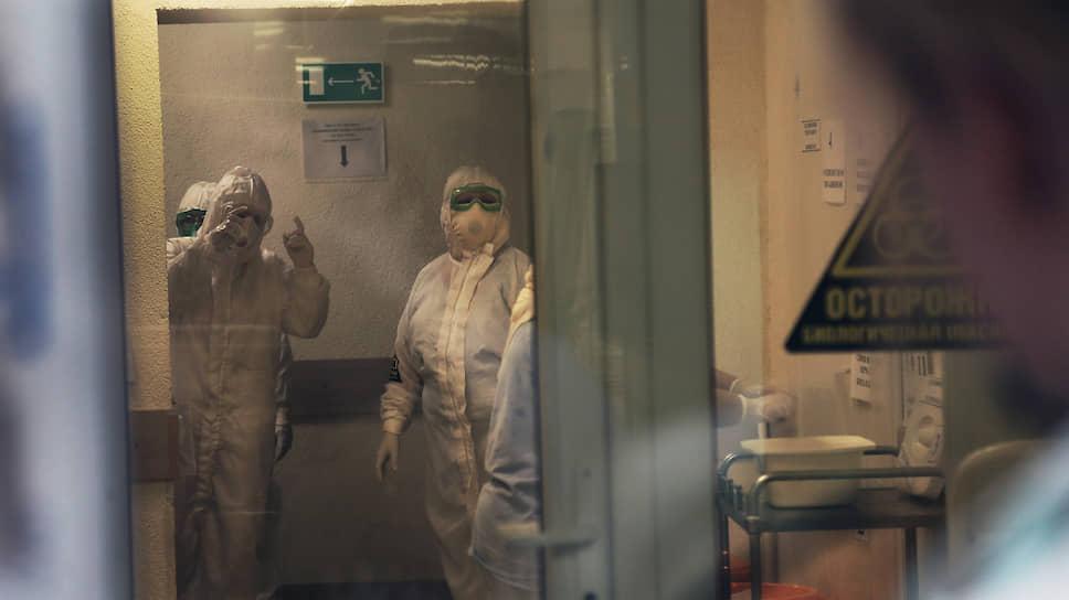 Можно ли доверить коронавирусных больных неопытным специалистам