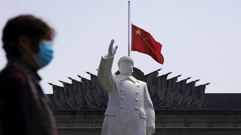 Китаю могут направить коронавирусный иск