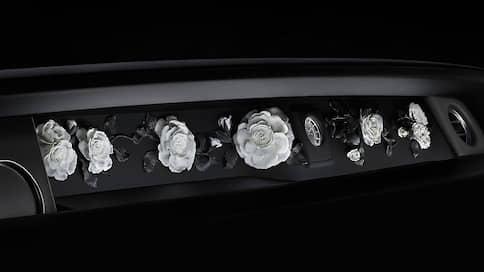 «Розарий внутри машины»  / Дмитрий Гронский — об эксклюзивном автомобиле Rolls-Royce