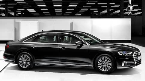 «Непревзойденный уровень безопасности»  / Дмитрий Гронский — о новинке от Audi