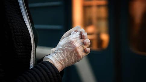 Эффективность перчаток поставлена под сомнение  / Почему граждан обязывают носить средства защиты