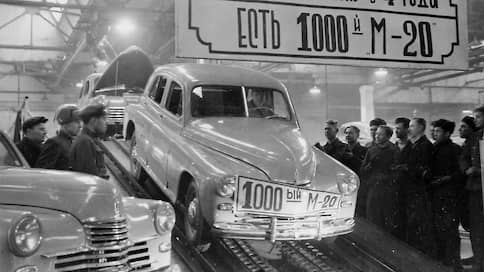 «Мобилизация привела к победе не только в войне»  / Дмитрий Гронский — об автопроме во Вторую мировую войну