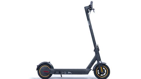 Без тряски и вибрации  / Александр Леви — о новом городском электросамокате KickScooter E22