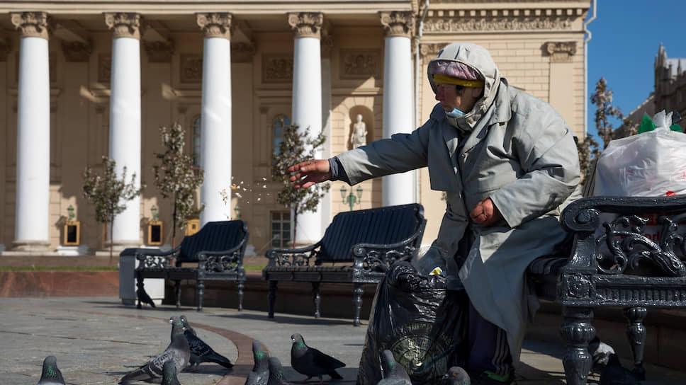 Москва задышит полной маской