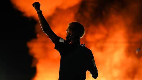 Атланта «вспыхнула» в США  / Что послужило причиной новой волны протестов