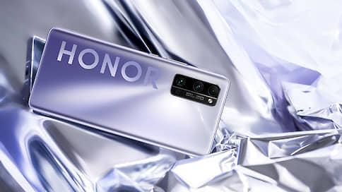 Нельзя не заметить  / Александр Леви — о флагмане компании Honor — модели 30 Pro+