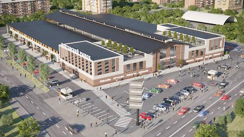 Коптевский рынок сменит формат // Чем фуд-молл будет отличаться от других проектов в Москве