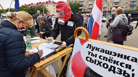 Кандидаты переходят к регистрации  / Каковы шансы у соперников Александра Лукашенко на выборах