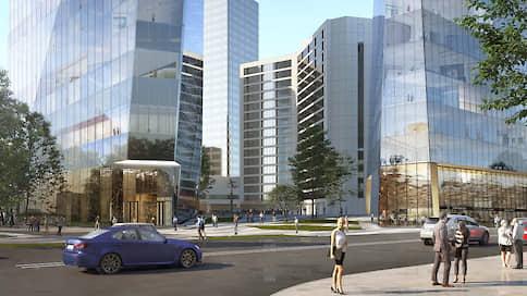 К ЦМТ пристроят небоскреб // Что известно о проекте 200-метрового здания