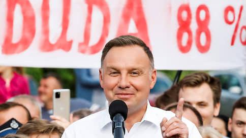 Анджей Дуда забрал второй срок // Как итоги голосования могут повлиять на работу президента Польши
