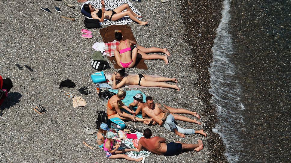 Внутренний туризм продвигают кэшбэком