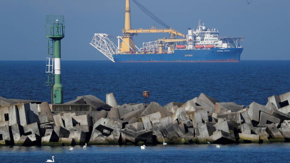 Может ли Госдепартамент помешать завершению строительства «Северного потока-2»