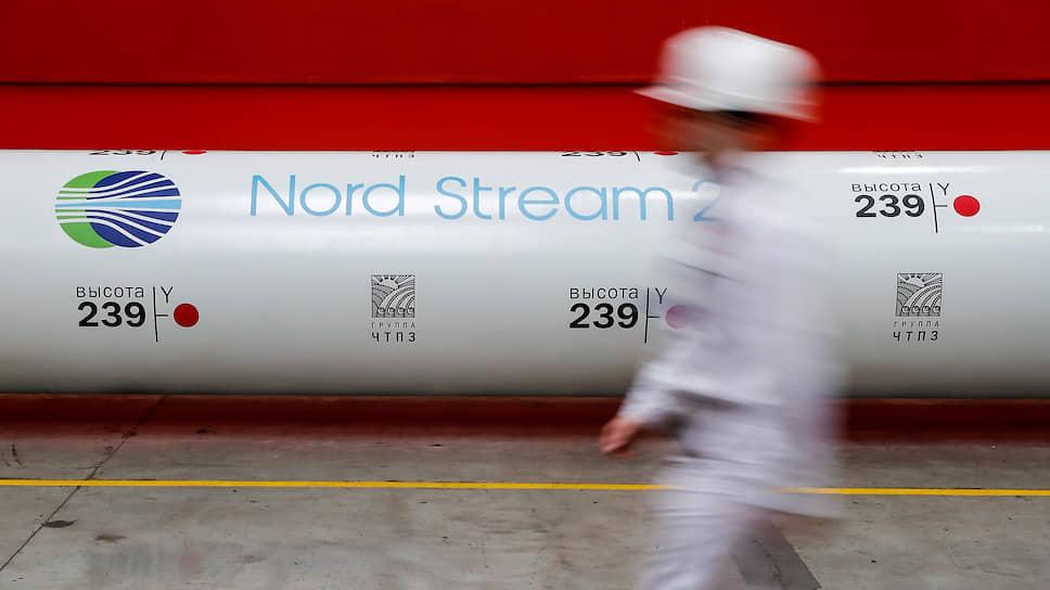 Как Польша мешает прокладке газопровода
