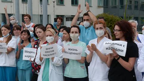 «Силовики не предпринимают никаких активных действий»  / Корреспондент «Еврорадио» — об акциях протеста в Белоруссии