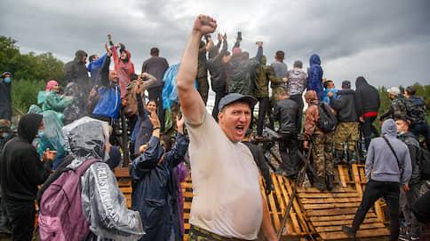 Спор вокруг Куштау вышел на новый уровень  / Чью сторону занял глава Башкирии и полиция