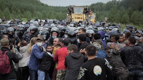 Государство подключилось к защите шихана  / Как глава Башкортостана предложил разрешить конфликт