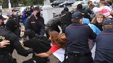 «Колонну даже не сопровождают сотрудники милиции»
