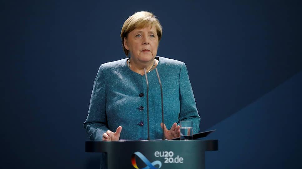 Зарубежные СМИ: Кто усилил давление на Ангелу Меркель по «Северному потоку — 2»?