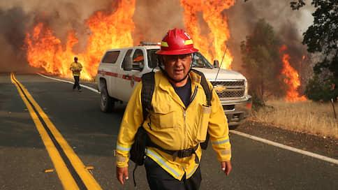 «Нам самим пришлось спасать свои жизни» // Жители Калифорнии — о лесных пожарах
