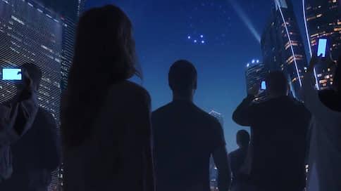Рекламу выведут на небо // Будет ли новая технология интересна крупным брендам