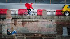 Велосипедисты доезжают до ДТП  / Как можно уменьшить число аварий с участием курьеров