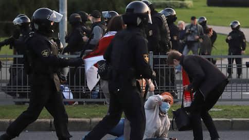 «На нас выскочило больше тысячи солдат» // Журналист телеканала «Белсат» — о протестах в Белоруссии