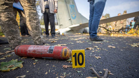 Ан-26 подбирают версии крушения // Какая причина катастрофы под Харьковым наиболее вероятна