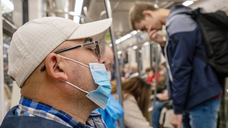 Как пенсионеров и школьников отстранили от метро
